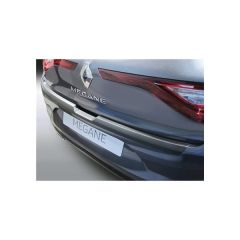Protector Parachoques en Plastico ABS Renault Megane 5 Puertas 3.2016- Negro