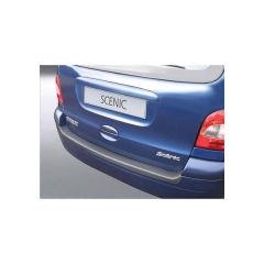 Protector Parachoques en Plastico ABS Renault Scenic 99-8.2003 Negro