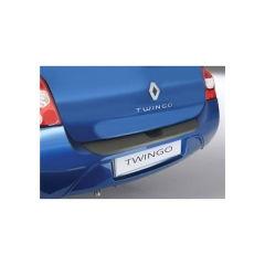 Protector Parachoques en Plastico ABS Renault Twingo 3 puertas 9.2007-12.2011 Negro