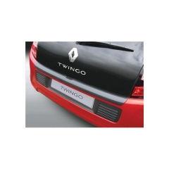 Protector Parachoques en Plastico ABS Renault Twingo 9.2014- Negro