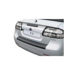 Protector Parachoques en Plastico ABS Saab 9.3 2 Dr Cabriolet 9.2007- Negro