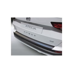 Protector Parachoques en Plastico ABS Seat Ateca 9.2016- Negro