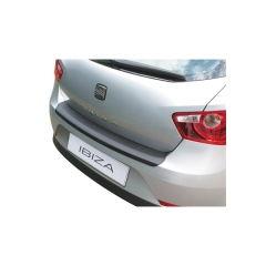 Protector Parachoques en Plastico ABS Seat Ibiza 5 puertas 6.2008-2.2012 (no Fr/cupra) Negro