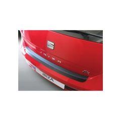 Protector Parachoques en Plastico ABS Seat Ibiza 5 Puertas Fr 2012-2017 Negro