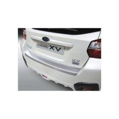 Protector Parachoques en Plastico ABS Subaru Xv 3.2012- Negro