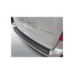 Protector Parachoques en Plastico ABS Toyota Proace 9.2016- Negro
