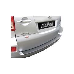 Protector Parachoques en Plastico ABS Toyota Rav 4 5 puertas 4x4 2008-2.2013 ? Llanta De Repuesto En Porton T180/xt-r Texturizado Negro