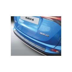 Protector Parachoques en Plastico ABS Toyota Rav 4 5 puertas 4x4 2.2016- Texturizado Negro