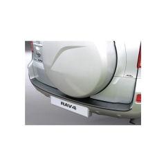 Protector Parachoques en Plastico ABS Toyota Rav 4 5 puertas 4x4 3.2006-2007 ? Llanta De Repuesto En Portonl Xt3/xt4/xt5 Texturizado Negro