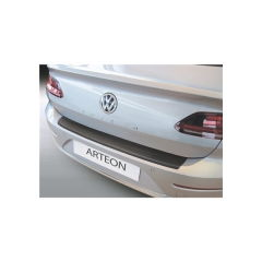 Protector Parachoques en Plastico ABS Volkswagen VW Arteon 2017- Negro