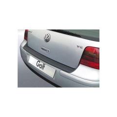 Protector Parachoques en Plastico ABS Volkswagen VW Golf Mk Iv 3/5 puertas 9.1997-8.2003 Negro