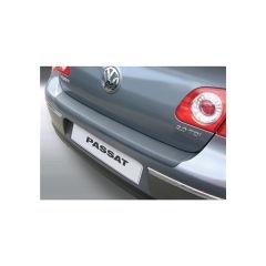 Protector Parachoques en Plastico ABS Volkswagen VW Passat B6 4 puertas 3.2005-9.2010 Negro