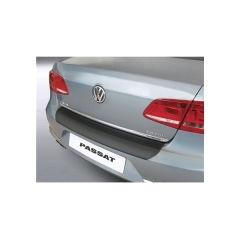Protector Parachoques en Plastico ABS Volkswagen VW Passat B7 4 puertas 10.2010-10.2014 Negro