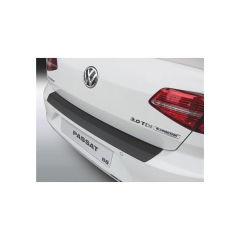 Protector Parachoques en Plastico ABS Volkswagen VW Passat B8 4 puertas 11.2014- Negro