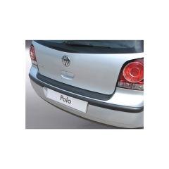 Protector Parachoques en Plastico ABS Volkswagen VW Polo Mk Iv 3/5 puertas 2003-5.2009 Negro