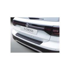 Protector Parachoques en Plastico ABS Volkswagen VW T-cross 2019- Negro