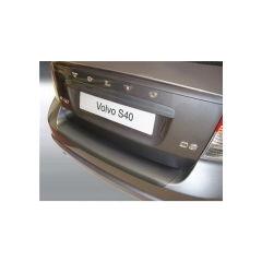Protector Parachoques en Plastico ABS Volvo S40 6.2007-5.2012 Negro