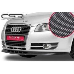 Spoiler deportivo espada espadin Audi A4 B7 todos excepto RS4 2004-2008 Look Carbono