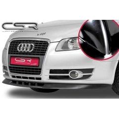 Spoiler deportivo espada espadin Audi A4 B7 todos excepto RS4 2004-2008 Negro brillante