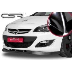Spoiler deportivo espada espadin Opel Astra J no valido para OPC 2009-09/2012 Negro brillante
