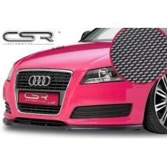 Spoiler deportivo espada espadin Audi A3 8P/8PA No valido para S-Line, No valido para S3 4/2008-2013 Look Carbono
