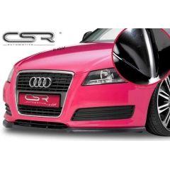 Spoiler deportivo espada espadin Audi A3 8P/8PA No valido para S-Line, No valido para S3 4/2008-2013 Negro brillante