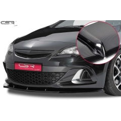 Spoiler deportivo espada espadin Opel Astra J OPC 06/2012- Look Carbono