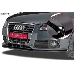 Spoiler deportivo espada espadin Audi A4 B8 no valido para S/RS 2007-11/2011 Negro brillante