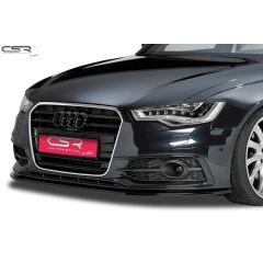 Spoiler deportivo espada espadin Audi A6 C7 / S6 solo valido para S-Line / S6, no valido para RS 2011-10/2014 Negro brillante