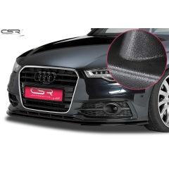 Spoiler deportivo espada espadin Audi A6 C7 / S6 solo valido para S-Line / S6, no valido para RS 2011-10/2014 Negro