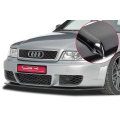 Spoiler deportivo espada espadin Audi RS4 B5 RS 06/2000-09/2001 Look Carbono