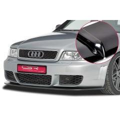 Spoiler deportivo espada espadin Audi RS4 B5 RS 06/2000-09/2001 Negro brillante