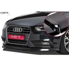 Spoiler deportivo espada espadin Audi A4 B8 Limousine, Avant 11/2011-2015 Negro brillante