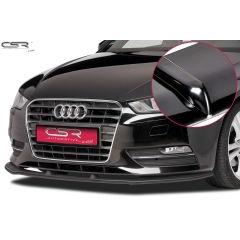 Spoiler deportivo espada espadin Audi A3 8V no valido para Cabrio und Limousine 2012-04/2016 Negro brillante