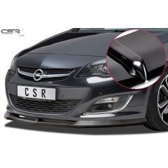 Spoiler deportivo espada espadin Opel Astra J no valido para OPC 9/2012-2015 Negro brillante