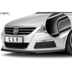 Spoiler deportivo parachoques delantero espada espadin VW Passat CC modelo no Facelift 2008-02/2012 para pintar