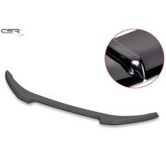 Spoiler deportivo parachoques delantero espada espadin Skoda Citigo Facelift ab 05/2017 Negro brillante
