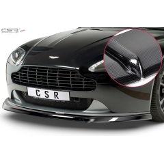 Spoiler deportivo parachoques delantero espada espadin Aston Martin Vantage V8 und V12 2008-2017 Look Carbono
